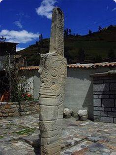 La cultura chavín1 fue una civilización preincaica que se desarrolló durante el Horizonte Temprano y tuvo su centro de desarrollo en Chavín de Huántar que está ubicado entre los ríos Mosna y Huachecsa,2 3 en el actual departamento de Áncash.