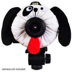 Camera Creatures Dapper Dog Portrait Posing Prop