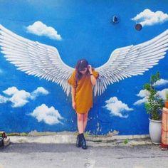 インスタ映え確実韓国の梨花洞壁画村でアートな写真撮っちゃお