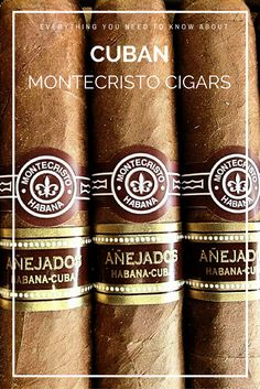 This amazing story helped give rise to one of the greatest cigars of all time: Montecristo.