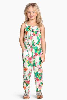 Combi-pantalon à motif | H&M