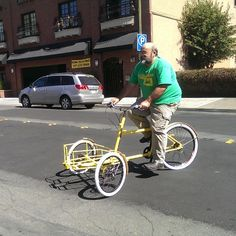 Structurally tested by Gary Helfrich | Flickr - Photo Sharing! [Cargo bike!]