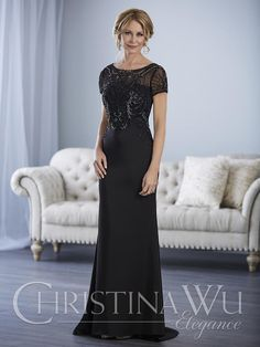 69057d66ff0 Beautiful Beadwork On These 2 New Gowns. Christina WuMothers DressesMother  ...