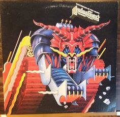 Judas Priest / Defenders Of The Faith /1984/ Near Mint / RARE / Vinyl LP Record #JudasPriest #Metal #80's #Vinyl #LP #Record #Album
