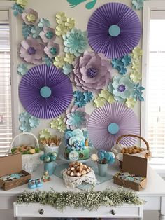 Paper flower backdrop COMBO/Paper flower wall/Wedding