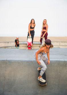 Meet GrlSwirl: Bringing Femininity To Skate – Spiritual Gangster