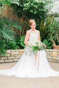 Wedding dress idea; photo: Jessica Cooper Photography