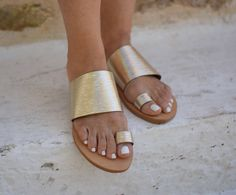 leather sandals,handmade sandals,gold leather,womens sandals,gifts,greek sandals,womens shoes,doughter sandals,sandals,gifts by FEDRAinspirations on Etsy