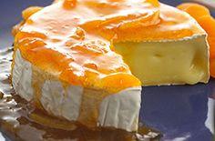 Alouette Cheese - Brandied Apricot Brie