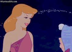 Cinderella losing her head