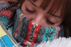 Winter, Heat, Comfort, People