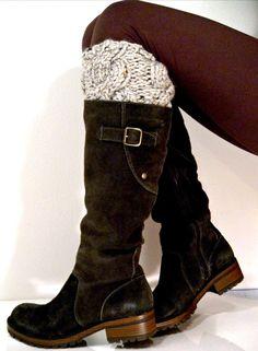 Boots & cuffs