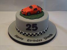 25 Trendy cars cake design for men 26 Birthday Cake, Birthday Cake For Husband, Cars Birthday Parties, Cake Design For Men, Cake Designs For Girl, Cars Cake Design, Car Cakes For Boys, Cake Icing, Buttercream Cake