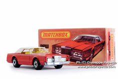 Matchbox Superfast Lincoln Continental #Matchbox #Vintage