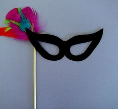 Photobooth prop-lady glasses