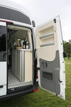 Sprinter Van For Sale Craigslist >> 100 Best Camp Images On Pinterest Motorhome Trailers And House On