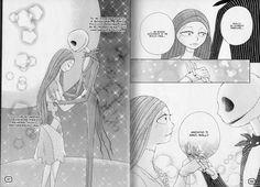 Nightmare before Christmas manga Ita_36