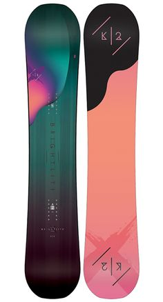 K2 Bright Lite Snowboard - Women's Snowboards - Winter 2015/2016 - Christy Sports