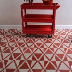 A contemporary twist for traditional tiles - Kilim tiles by Marrakech Designs