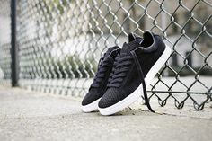Puma Court Star Embossed: Black