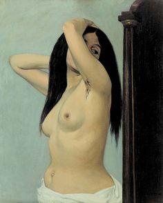 Félix Vallotton, femme nue