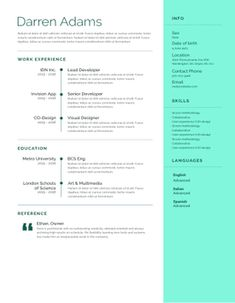 Online Resume Builder: Get hired fast with ResumeCoach Online Resume Maker, Online Resume Builder, Letter Maker, Le Cv, Perfect Resume, Co Design, Best Resume, Create Yourself, Language
