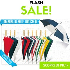 Again our #specialprice on custom #umbrellas! Have a look on these colorful items and start thinking about a custom one for your #gifts! More: http://www.sadesign.it/it/promozione   #limitedtime #promotionalitems #creative #specialoffer #merchandising #madeinsadesign