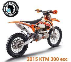 2015 KTM 300 exc