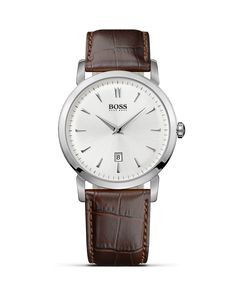 BOSS Black Quartz Classic Watch, 40mm | Bloomingdale's