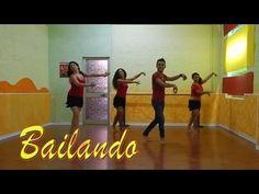 BAILANDO by Enrique Iglesias - Learn to Dance - Original Choreography 2015 - Ballo di gruppo - YouTube