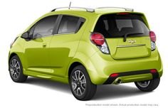 2013 Chevy Spark - Coming Summer 2012