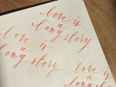 How to write in modern calligraphy cursive fancy letters for