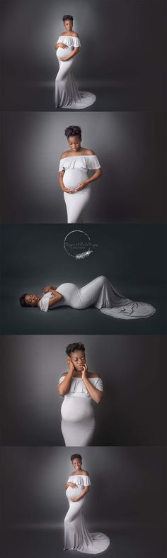 Maternity Photography | Studio Session | Maternity Pictures