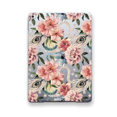 Floral Transparent Case Smart Cover Apple iPad Air Pro Mini 1 2 3 4 9.7 12.9 #Apple