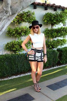 Die schönsten Outfits und Kleider bei Coachella 2015 | POPSUGAR Deutschland Mode