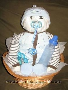 Diaper baby - examples with directions
