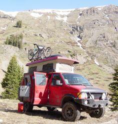 Sportsmobileforum.com • View topic - FS: 2007 E350 Sportsmobile 4X4