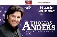 * Radio Online las 24 Horas * : Thomas Anders (Modern Talking). Live In Concert 20...