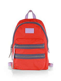 Marc by Marc Jacobs Packrat Nylon Backpack