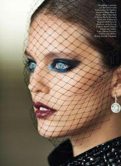 Beauté Surclassée for Vogue Paris November 2013