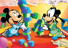 Baby Mickey, Mickey Minnie Mouse, Disney Mickey, Disney Art, Walt Disney, Disney Stuff, Baby Disney Characters, Fictional Characters, Mickey Mouse Wallpaper