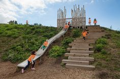 Playscapes – Bringing Learning to Landscape
