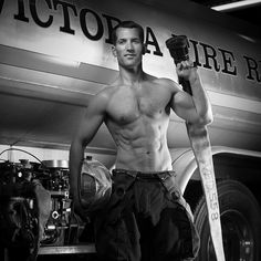 greater victoria fire fighters calendar