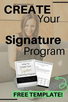 Wondering how to create a signature coaching program that sells? This video will clarify exactly what you need to start getting coaching clients FAST! Landing Pages That Convert, Life Coach Training, Marketing Calendar, Create A Signature, Business Advice, Business Coaching, Web Design, Avatar, Content Marketing Strategy