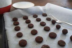 Kaffee Plätzchen (German Coffee Cookies) recipe on Food52