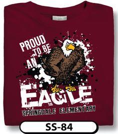 school spirit shirt design ideas school spirit eagles nest ideas