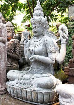Lakshmi Garden Statue