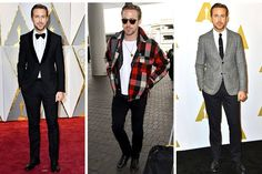 Jeez, what sartorial wrong has Ryan Gosling ever committed that he hasn't already won SG Madness yet? Dude ROCKED that frilly tuxedo shirt at the Oscars and I dare you to say otherwise. He can do casual, suiting and casual suiting, but he keeps his style from being contrived with slightly grown out facial hair and a little product – a flexible hold paste keeps things neat but not too perfect.