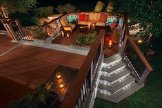 Deck Ideas - Split Level
