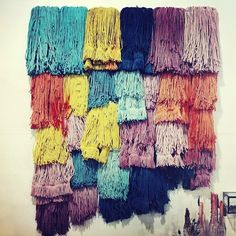brilliant dyed mops